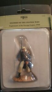 Del Prado Toy soldier Rare- from the closing days, French Foreign Legionaire,