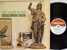 TEN YEARS AFTER - Cricklewood Green LP (1st US Press on DERAM. w/Gatefold Cvr.)