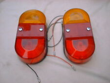 LUCAS TYPE ORIGINAL NEW OLD STOCK REAR LAMPS MINI PICK-UP GILBERN INVADER ??