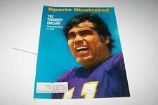 JULY 20 1970 SPORTS ILLUSTRATED magazine JOE KAPP