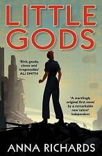 Little Gods by Anna Richards (Paperback, 2010)-F068