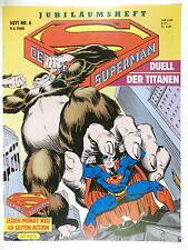 DER NEUE SUPERMAN Heft #  6 / 1988 ( Ehapa Verlag, Großformat )