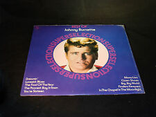 """JOHNNY BURNETTE Best Of (1976, 12"""" Vinyl LP, Sunset, SL-4028) SEALED"""