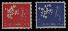 LUXEMBOURG  SCOTT# 382-383 MNH  EUROPA TOPICAL