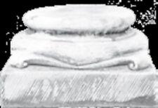 Säulenelement Sockel (S337) Säule Steinguss Steinsäule Höhe: 25 cm G: 85 kg