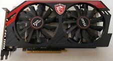 MSI NVIDIA GeForce GTX750Ti 2GB DDR5 DVI/VGA/HDMI PCI-Express Video Card