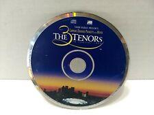 THE 3 TENORS IN CONCERT 1994 DVD/CD Carrera Domingo Pavarotti 20th Anniversary