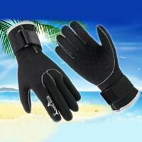 3MM Neoprene Scuba Dive Gloves Keep Warm for Winter Swim Snorkeling Spearfishing