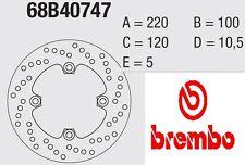 Disco freno BREMBO Serie Oro POST Kawasaki 750 Z 750 S 05 > 06