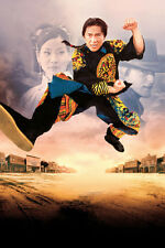 Jackie Chan As Chon Wang In Shanghai Noon 11x17 Mini Poster