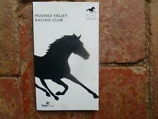 MOONEE VALLEY RACING BOOK 2009 EASTER MONDAY