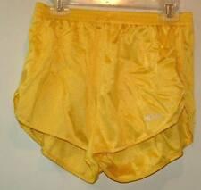 Vintage Sportswear 1970s style gym phys ed shorts V cut nylon X Dolfin Tricot