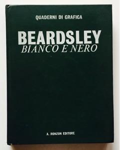Marchiori Aubrey Beardsley Bianco e nero Ronzon  Illustrazione Giappone Wilde