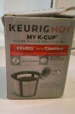 My K-Cup Reusable Coffee Filter Keurig Hot System