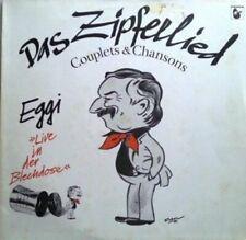 Eggi Bierling Das Zipfellied-Couplets & Chansons (1981, live in der 'Blec.. [LP]