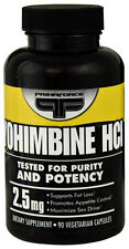 Yohimbine, Primaforce HCL 2.5 mg, 90 Capsules