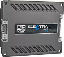 Bass 5k2 Amplifier 5000w 1 Channel 2 Ohms Car Audio Banda AudioParts