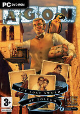 Agon The Lost Sword Of Toledo PC IT IMPORT BLUE LABEL ENTERTAINMENT