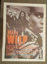Skunk Anansie Brazen Weep 1997 press advert Full page 30 x 40 cm mini poster
