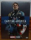Captain America The First Avenger Schonbezug DVD Neu Aktion (Ohne Offen ) R2