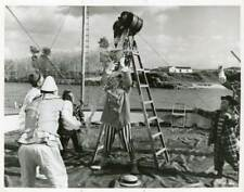CLAUDIA CARDINALE CIRCUS WORLD 1965  VINTAGE PHOTO ORIGINAL #1