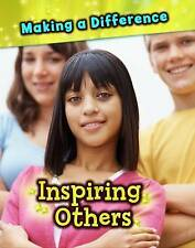 Inspiring Others (Making a Difference),Parker, Vic,New Book mon0000052032