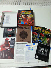 WarCraft: Orcs & Humans (PC, 1994) CIB + Extras!!