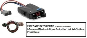 5535 Draw Tite Brake control with Wiring Harness 3015 FOR 2003-2007 GM