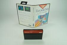 Sega Master System *Zaxxon 3-D* OVP