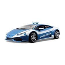 Artículos de automodelismo y aeromodelismo Bburago Lamborghini en color principal blanco