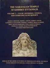 Ancient Jordan Nabataean Temple Dig Khirbet Et-tannur Cult Offerings Pots 200BC