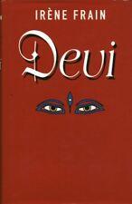 Livre Devi Irène Frain book