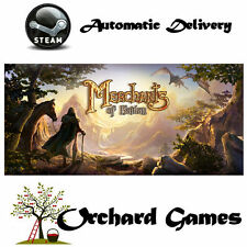 Merchants of Kaidan : PC MAC LINUX : Steam Digital : Auto Delivery