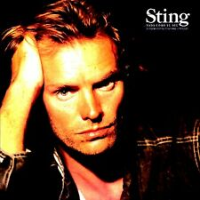 LP - Sting - Nada Como El Sol (SPANISH & PORTUGUESE SINGS) SPANISH EDIT. 1988