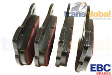 Rear Brake Pads for Land Rover Defender 110 130 94 on - EBC ULTIMAX Performance