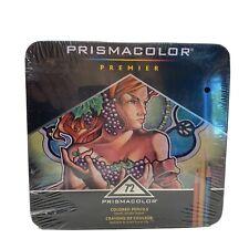 Prismacolor Premier Colored Pencils 72 Colored Pencils Set SEALED