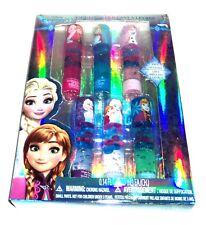 Disney Frozen Set Of 6 Assorted Shimmer Bubble Fruity Flavors Lip Glosses Nip