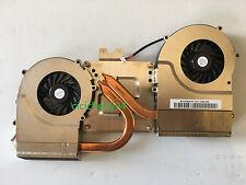 New Sony Vaio VPCL11M1E VPCL137FX F117F PCV-A1111T PCV-A1111W Fan With Heatsink
