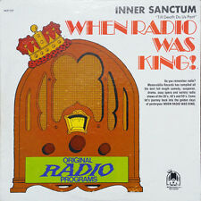 Inner Sanctum  ‎–  When Radio Was King! (Till Death Do Us Part)