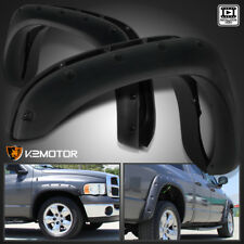 2002-2008 Ram 1500 2003-2009 Ram 2500/3500 Pocket Wheel Fender Flares