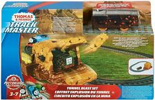 Thomas Friends pista Master Tunnel Blast & conjunto incluye Diesel Engine