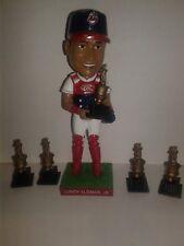 Trophy for Cleveland Indians Sandy Alomar Bobblehead