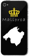 iPhone 4 Backcover Mallorca Akkudeckel