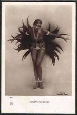 More details for ☆ josephine baker ☆ vintage 1920s actress/dancer topless postcard