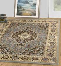 A2Z Rug Terracotta Blue Pazirik Floors Area Rugs Long Traditional Runner Carpets