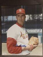Steve Carlton Autograph 8x10 Signed Photo w/ SGC COA St. Louis Cardinals HOF MLB