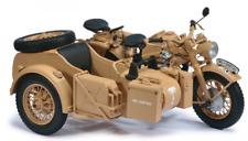 1/10 Schuco Zündapp KS 750 Afrikakorps mit Beiwagen 450661400