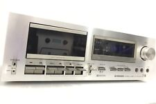 PIONEER CT-F600 2 Head Stereo Cassette Deck Vintage 1979 Refurbished Like NEW