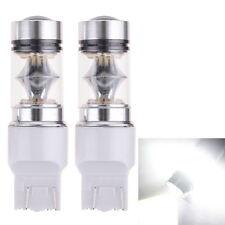 2Pcs NEW T20 7440 7443 100W 20SMD LED Car Brake light Backup Reverse Bulb Lamp