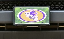 Western Carolina Tag (Domed Wcu Cat Tag (20256)